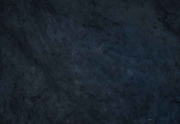 Fondo de textura de piedra pizarra negra natural.