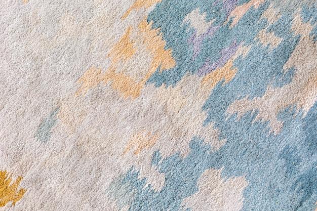 Fondo de textura de pincelada de acrílico colorido