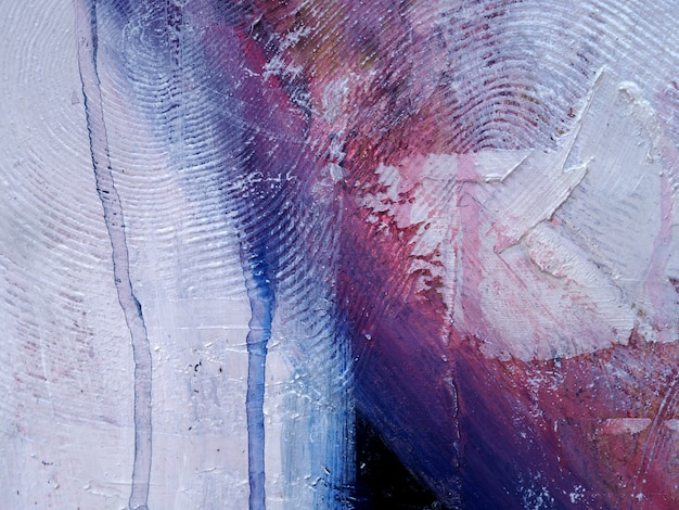 Fondo de textura de pintura acuarela abstracta sobre lienzo.