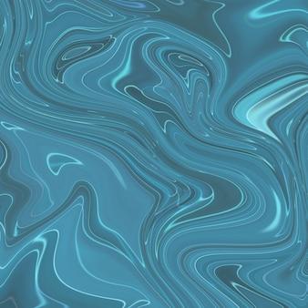 Fondo de textura de pintura líquida veteada.