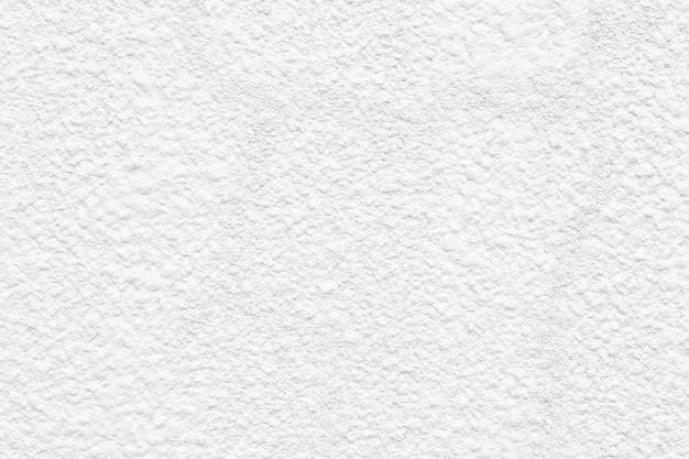 Fondo de textura de pintura de pared de cemento limpio blanco