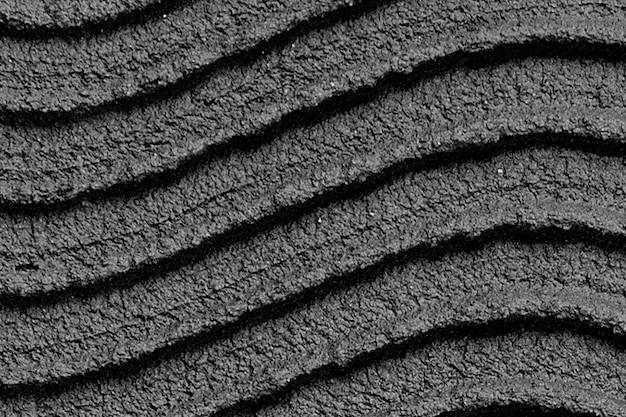 Fondo de textura de pintura de pared negra