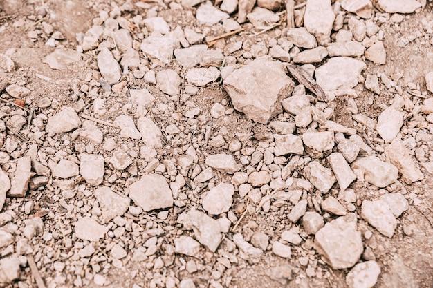 Fondo de textura de rocas