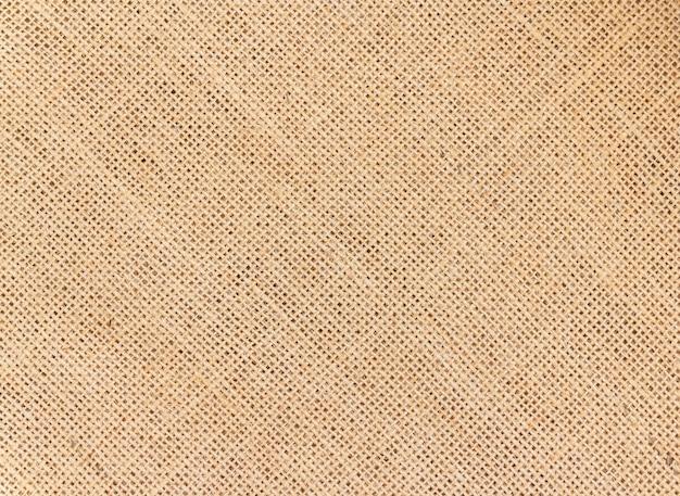 Fondo y textura de saco de arpillera
