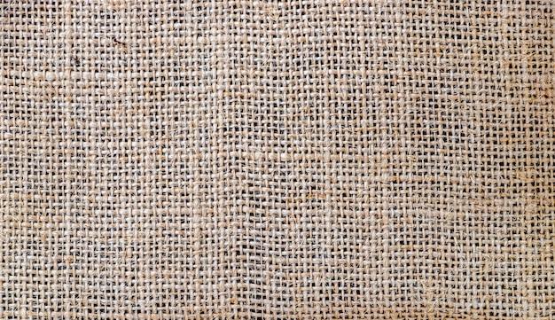 Fondo de textura de saco
