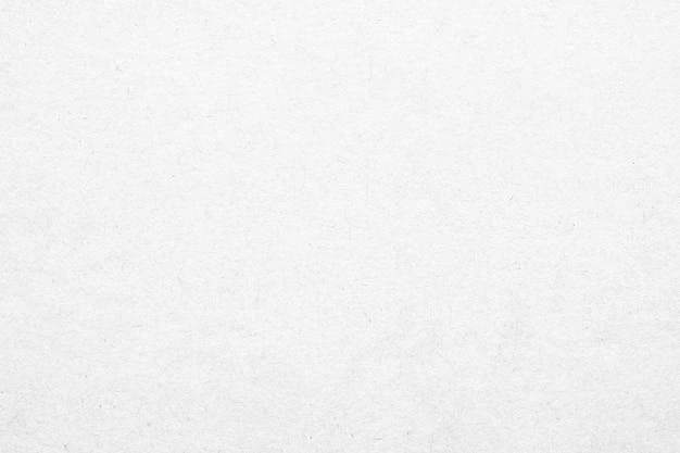 Fondo de textura de superficie de cartón de papel reciclado blanco