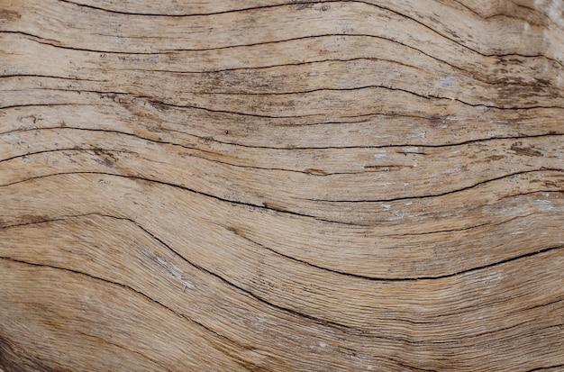 Fondo y la textura de la tabla de cortar de madera rústica rústica vieja