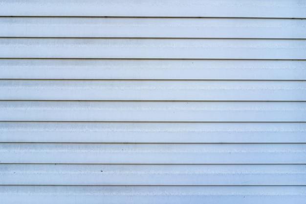 Fondo y textura de tablón de madera blanca.