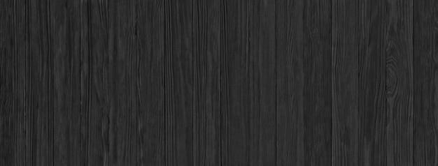 Fondo con textura de tablones de madera negra