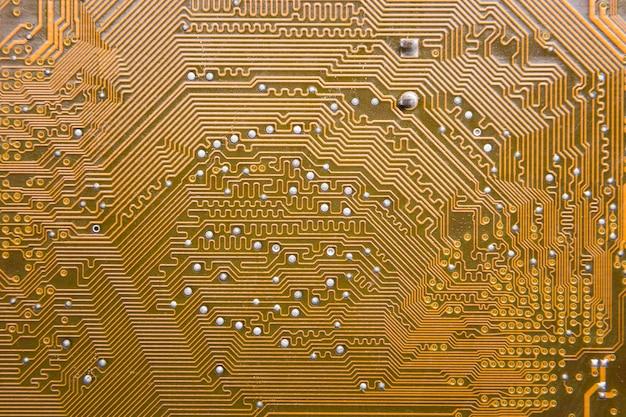 Fondo de textura de tecnología