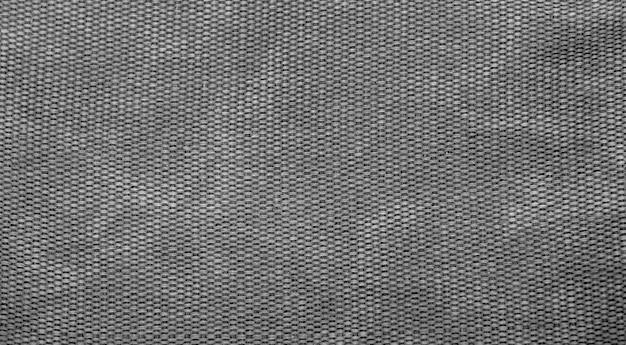 Fondo de textura de tela de arpillera o arpillera.