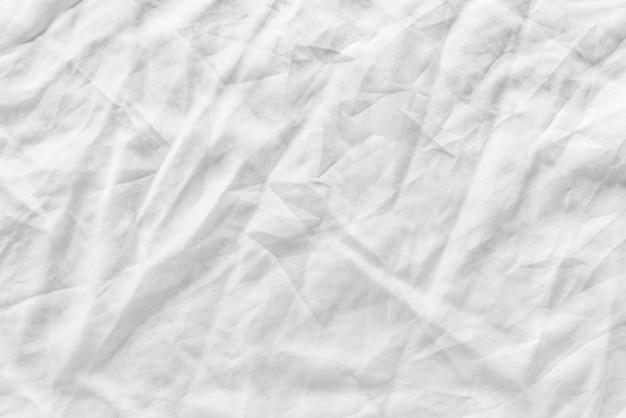 Fondo de textura de tela blanca.