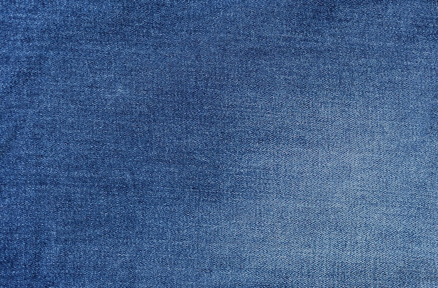 Fondo de textura de tela de jeans