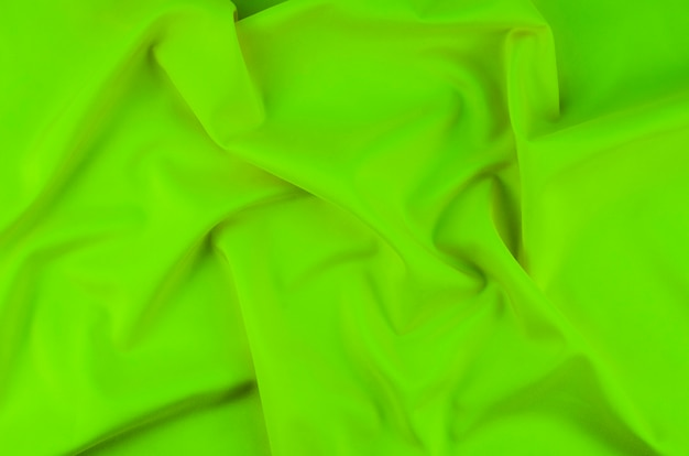 Fondo de textura verde de primer plano