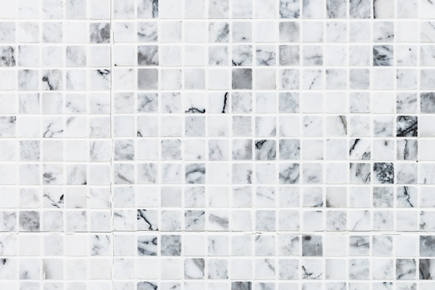 Fondo de texturas de azulejos blancos