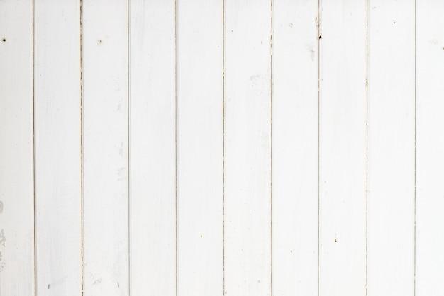 Fondo de texturas de madera blanca