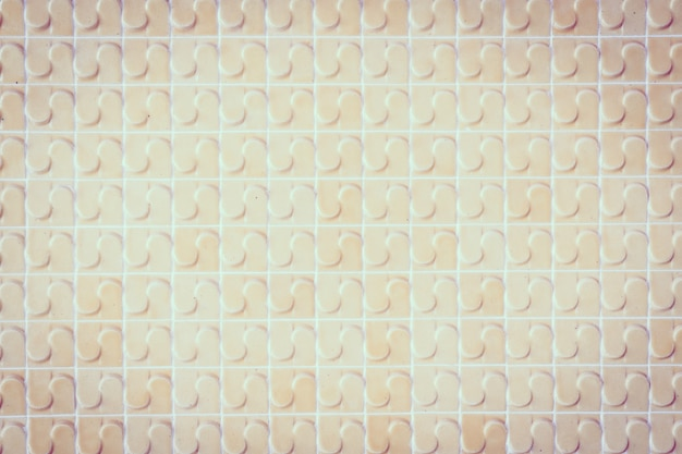 Fondo de texturas de pared de azulejos antiguos