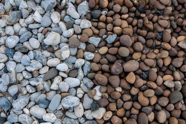 Fondo de texturas de roca y piedra