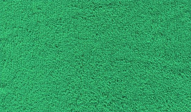 Fondo de toalla verde