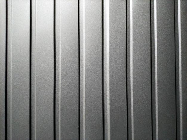 Fondo transparente de panel perfilado de chapa ondulada de metal