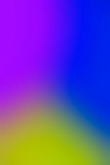 Fondo tricolor en desenfoque