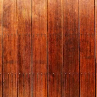 Fondo de valla de madera