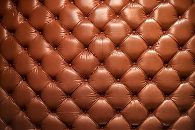 Fondo y textura con sofás de cuero.