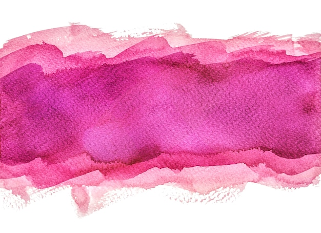 Fondos de acuarela púrpura multicapa, pintura de la mano