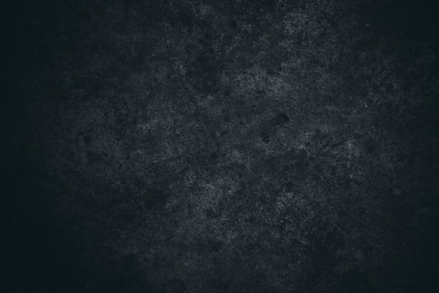 Fondos de pared de cemento negro viejo grunge