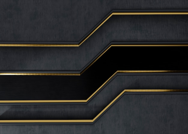 Fondos de texturas geométricas elegantes 3d