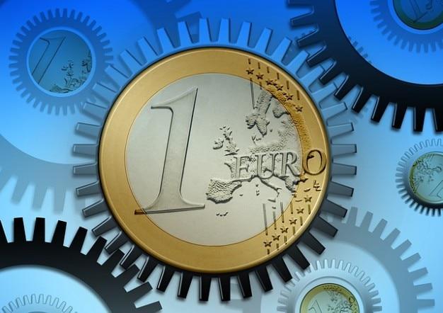 Forex engranaje engranajes euro financiero finanzas crisis