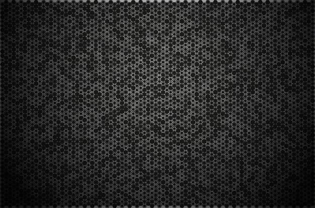 La forma abstracta de la cuadrícula