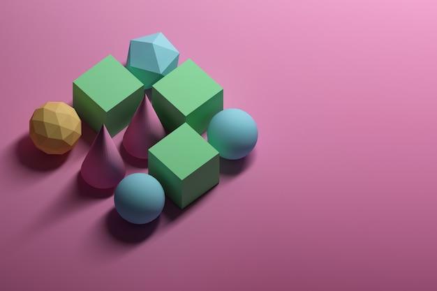 Formas primitivas geométricas