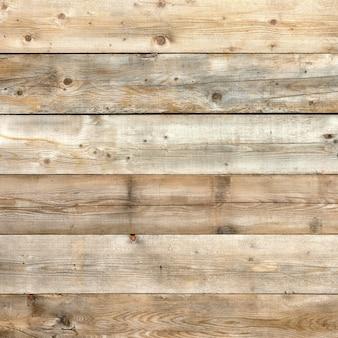 Formato cuadrado de fondo de pared de madera de pino brillante