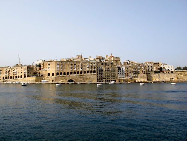 Fortaleza en valletta, malta