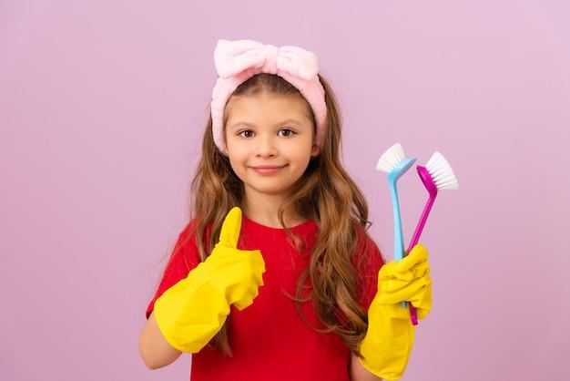 Frecuencia en tu hogar. limpieza del local.