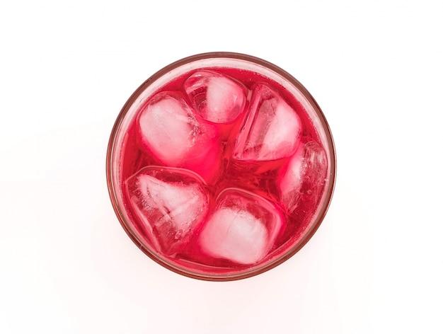 Fresco, agua helada