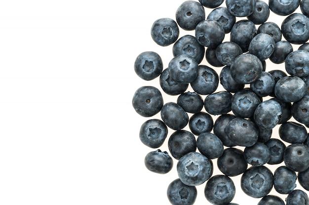 Fruta de arándanos
