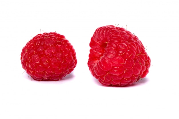 Fruta de frambuesa