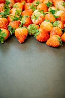 Fruta de fresa