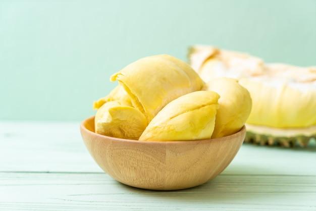 Fruta fresca de durian