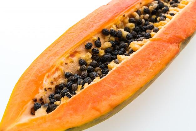 Fruta de papaya
