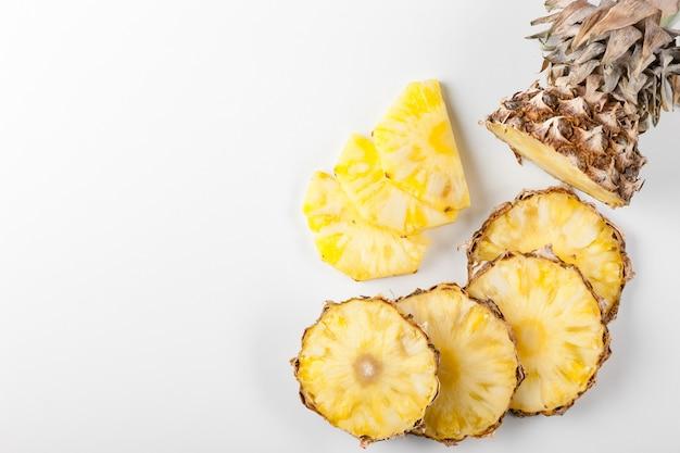 Fruta de piña