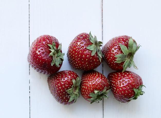 Frutas fresas frescas