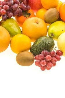 Frutas mixtas