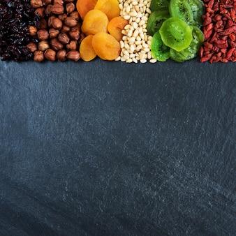 Frutos secos y nueces
