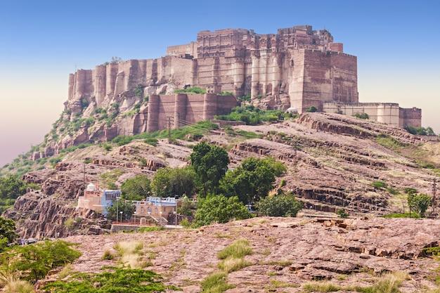 Fuerte mehrangarh, jodhpur