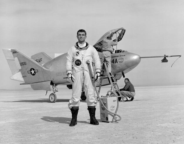 Fuerza aérea piloto