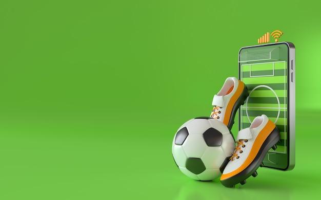 Fútbol con smartphone