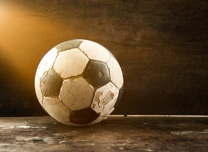 Pelota Futbol Blanco Y Negro